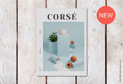 Corsé Magazine – Number 02 (French only)