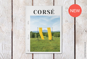 Corsé Magazine – Number 04 – Cover