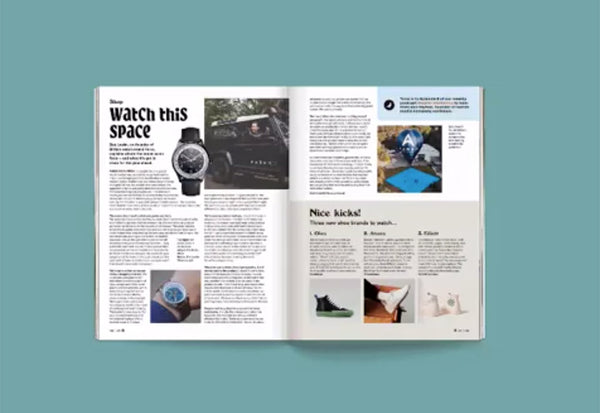 Courier – Issue 30: The Design Issue – Inside 04