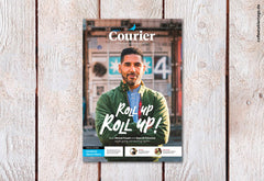 Courier Paper – Issue 8 – Cover