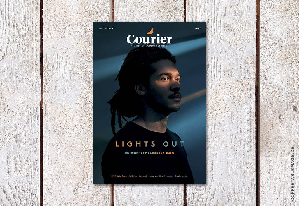 Courier Paper – Issue 11 – Cover