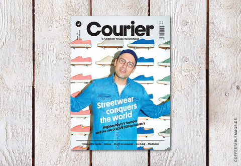 Courier Paper – Issue 23: Streetwear conquers the world