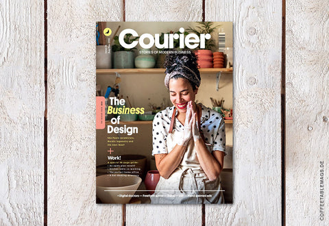 Courier – Issue 24: The Business of Design (Deficiencies copy)