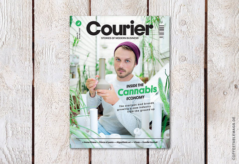 Courier Paper – Issue 25: Inside the cannabis economy