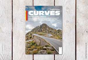 Curves Magazine – Number 10: Spain – Majorca – Cover