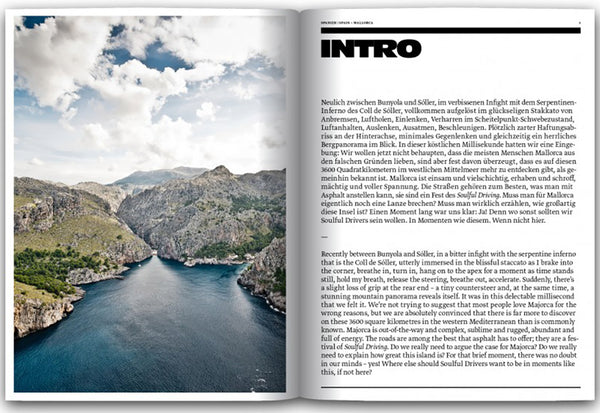 Curves Magazine – Number 10: Spain – Majorca – Inside 01