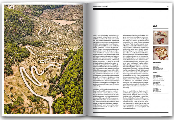 Curves Magazine – Number 10: Spain – Majorca – Inside 03