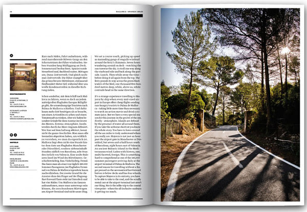 Curves Magazine – Number 10: Spain – Majorca – Inside 05