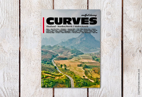 Curves Magazine – Number 12: Thailand – Cover