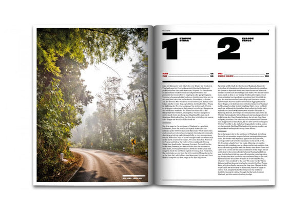 Curves Magazine – Number 12: Thailand – Inside 01
