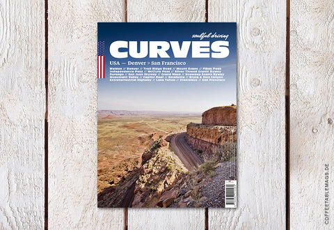 Curves Magazine – Number 11: Denver – San Francisco – Cover