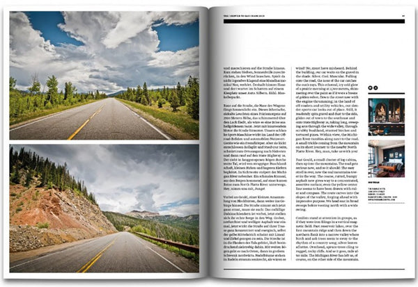 Curves Magazine – Number 11: Denver – San Francisco – Inside 09