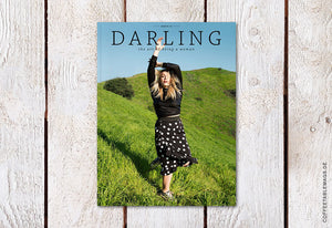 Darling Magazine – Issue 19: The Magic of Youth – Cover