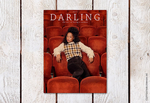 Darling Magazine – Issue 21: Balance – Cover