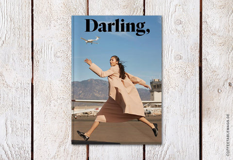 Darling Magazine – Issue 23: Imagination – Cover