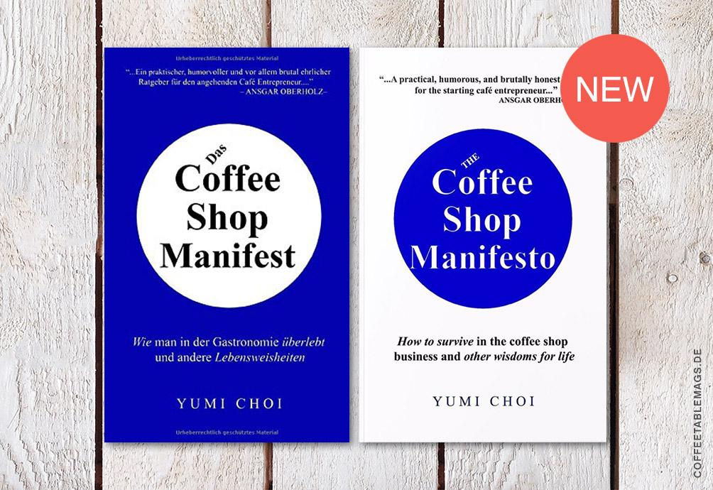 The Coffee Shop Manifest by Yumi Choi – Cover
