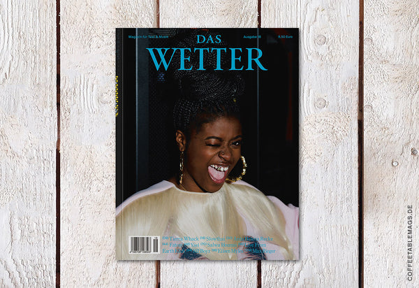 Das Wetter – Nummer 18 (German only) – Cover – Tierra Whack