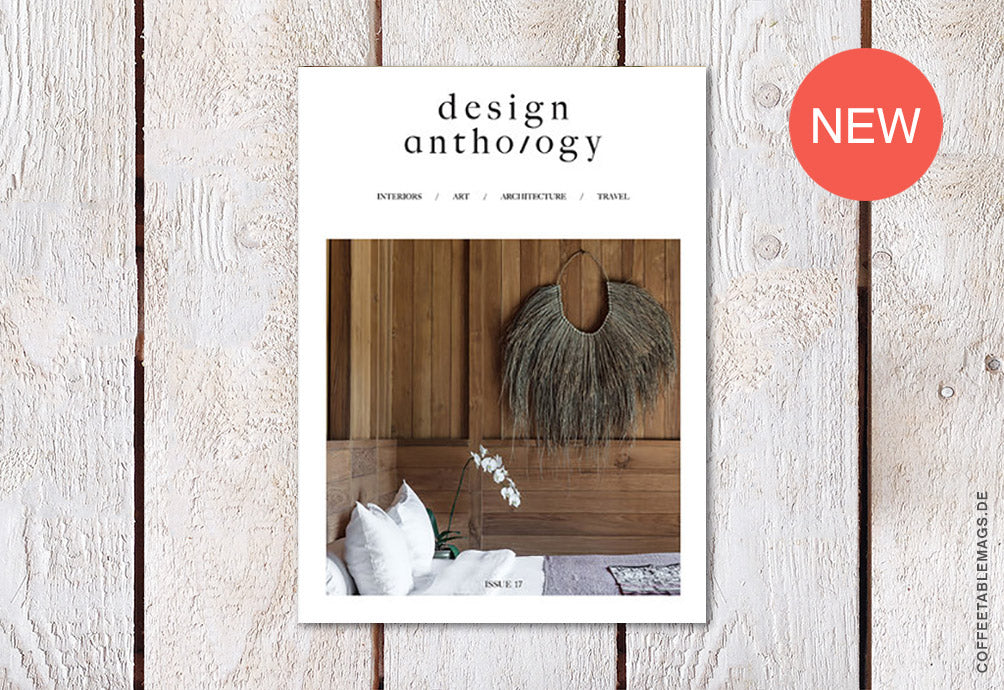 Design Anthology – Issue 17: The Summer Edition – Cover