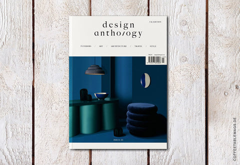 Design Anthology UK Edition – Issue 03 – Cover