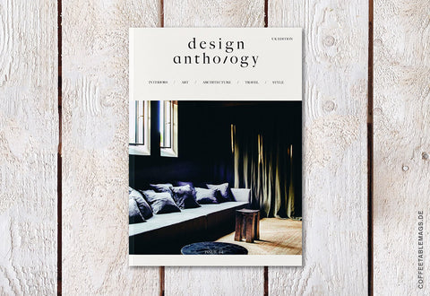 Design Anthology UK Edition – Issue 04 – Cover