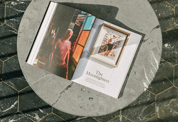 Coffee Table Mags // Independent Magazines // Directions – The Magazine by Design Hotels™ (2019 Edition) – Inside 06