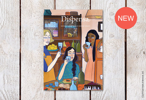 Dispensa Magazine – Issue 12 – Cover