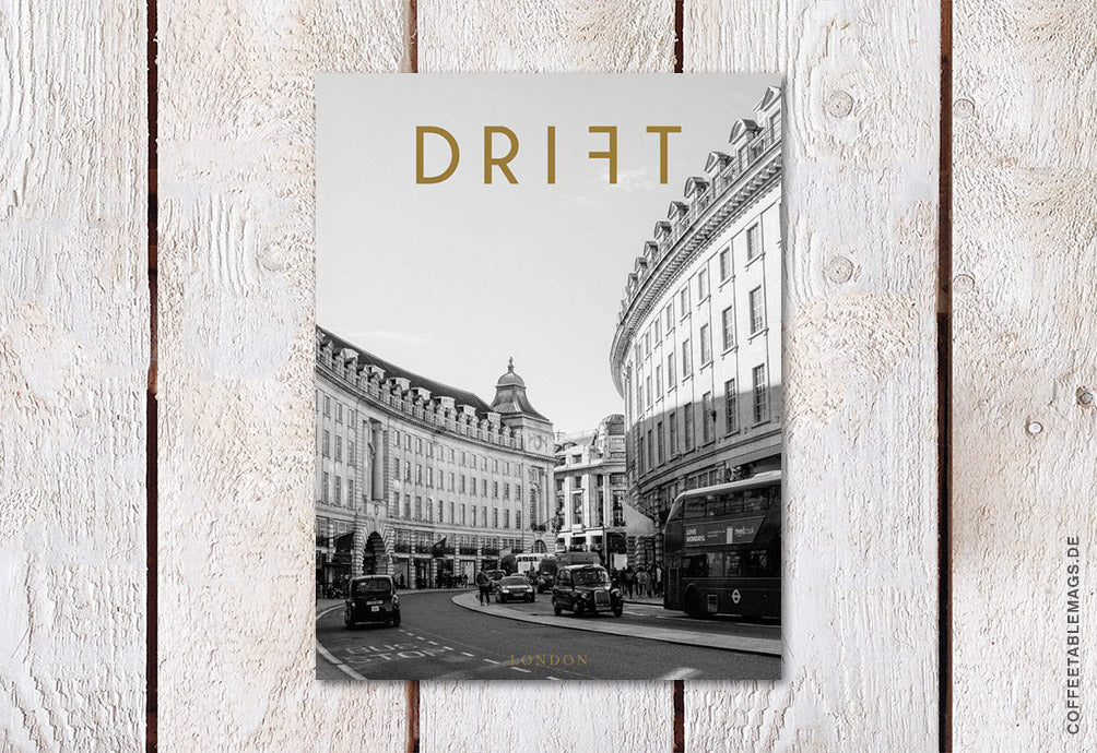 Drift – Issue 8: London – Cover
