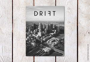 Drift – Issue 5 – Cover