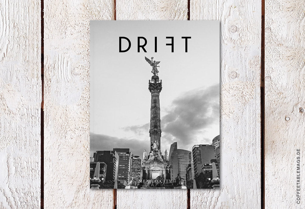 Drift – Issue 6 – Cover