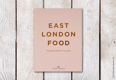 Hoxton Mini Press – East London Food – Cover (Pink)