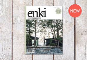 Enki Magazine – Volume 31 – Cover