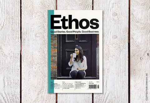 Ethos Magazine – Issue 5 – Cover