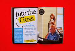 Eye On Design Magazine – Issue 03: Gossip – Inside 02