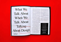 Eye On Design Magazine – Issue 03: Gossip – Inside 05