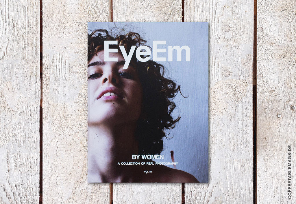 EyeEm Magazine – Volume 3 (By Women) – Cover