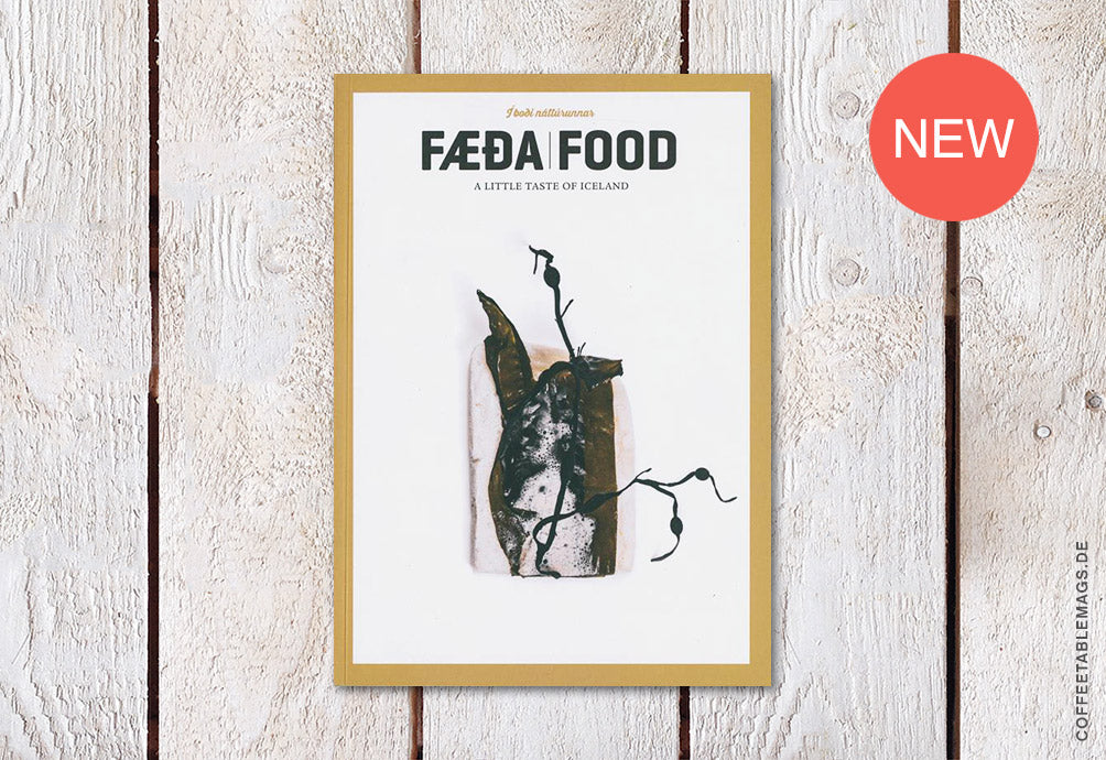 Fæða/Food – Issue 02 – Cover