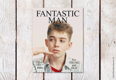 Fantastic Man – Issue 27 – Cover 1