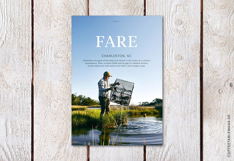 Fare Magazine – Issue 3: Charleston – Cover