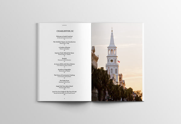 Fare Magazine – Issue 3: Charleston – Inside 19