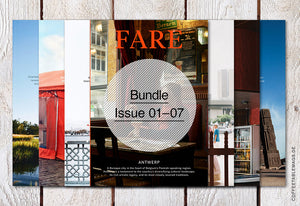 Fare Magazine – Bundle (Issue 01–07) – Cover