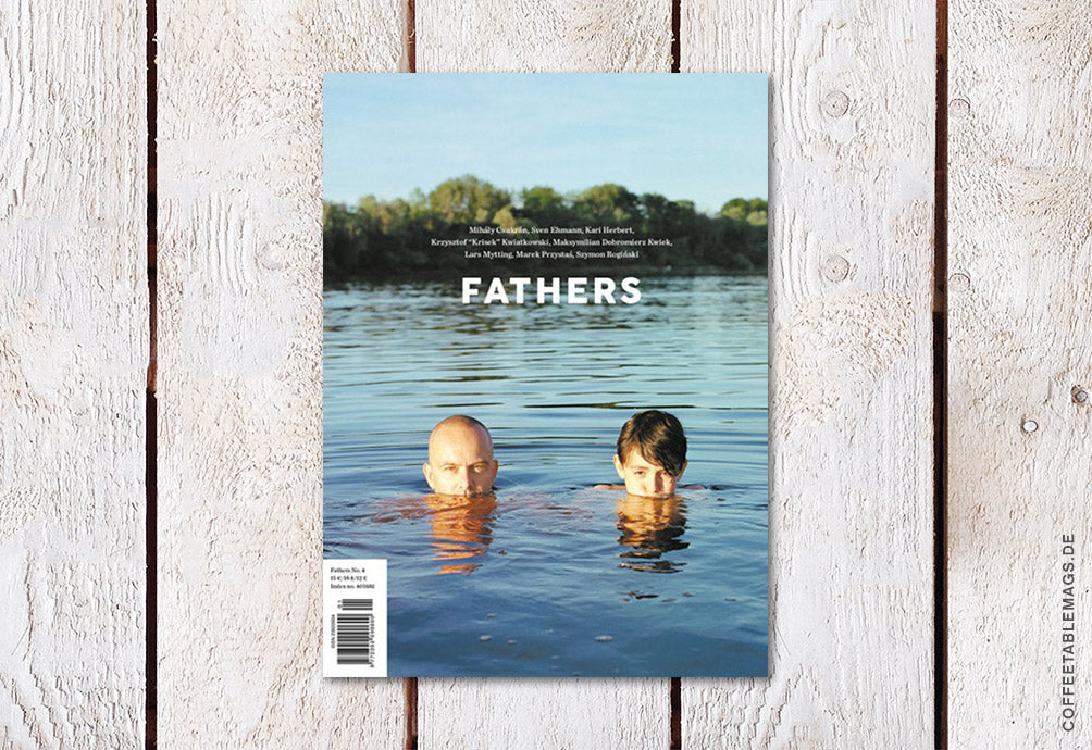 Fathers Quarterly – Number 4 – Cover