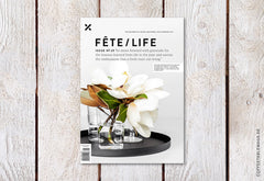 Coffee Table Mags // Independent Magazines // Fête/Life – Issue No. 29 – Cover