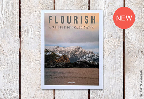 Flourish – Volume 3: A snippet of Scandinavia – Cover