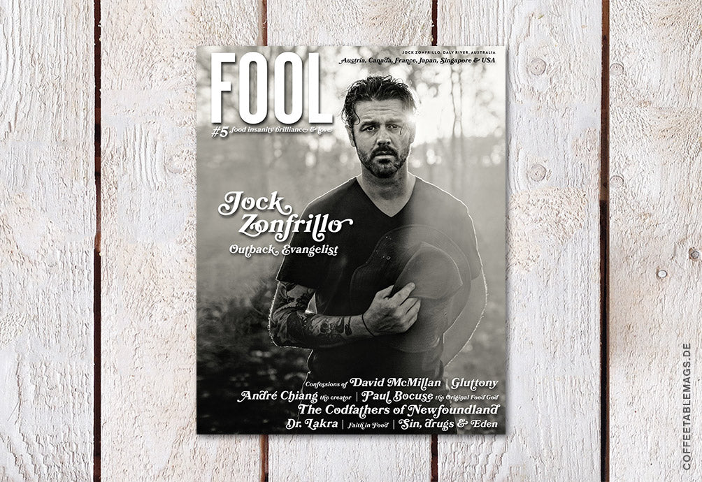 Fool – Number 05: Religion – Cover