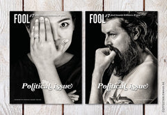 Coffee Table Mags // Independent Magazines // Fool – Number 07: The political issue – Cover