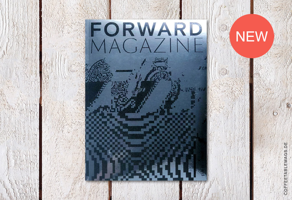 Forward Magazine – Number 03: Digital Eyes – Cover