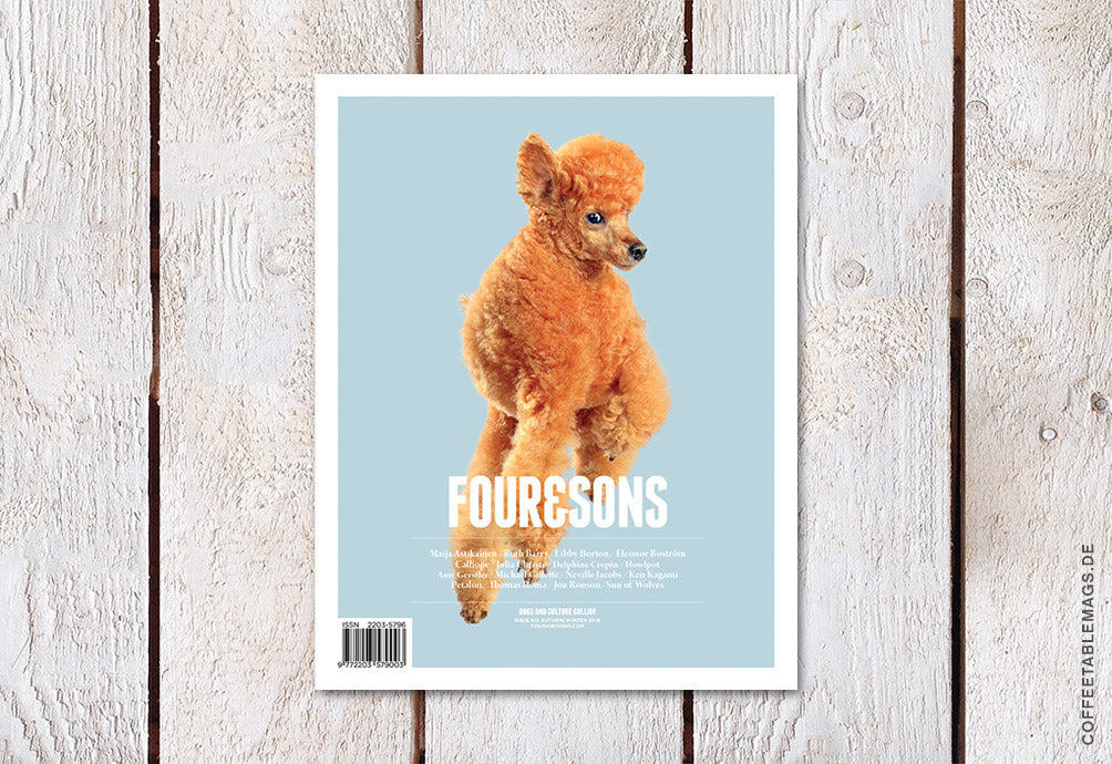 Four&Sons – Issue 06 – Cover