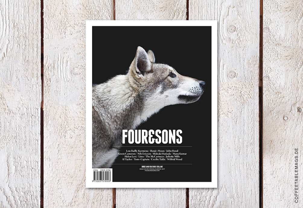 Four&Sons – Issue 07 – Cover