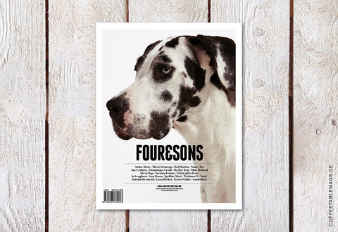 Four&Sons – Issue 09 – Cover