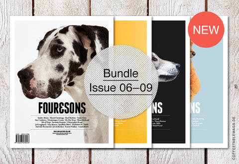 Four&Sons – Bundle (Issue 06-09) – Cover